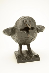 Pablo Picasso, Angry Owl, 1951 – 1953, bronze, Pablo Picasso © 2012 Estate of Pablo Picasso / Artists Rights Society (ARS), New York, Collection of Gwendolyn Weiner
