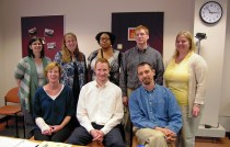 Teaching Excellence Academy Fellows, May 2012