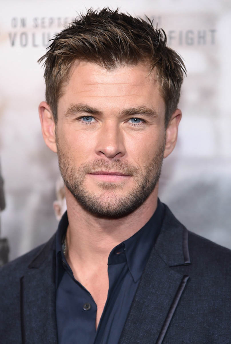 Thor New Haircut : haircut, Chris, Hemsworth, Haircuts, Hairstyles, Modern, Men's, Guide