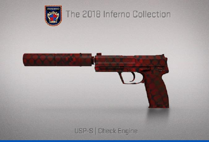 CSGO Update - Inferno and Nuke Collections Presented | DMarket | Blog