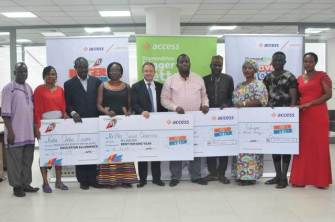 DiamondXtra season 12: Access Bank splashes N87.74m on 1,000 customers