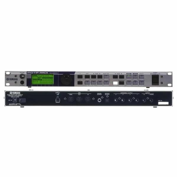 Yamaha Motif Rack Midi Sound Module Dm Audio
