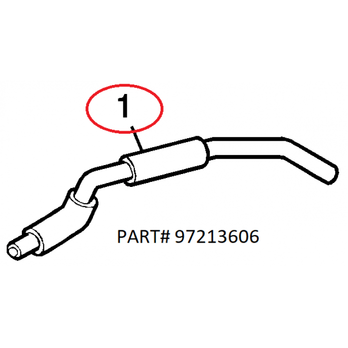 PCV Components 2002-2004 LB7 Chevy/GMC Federal Emissions