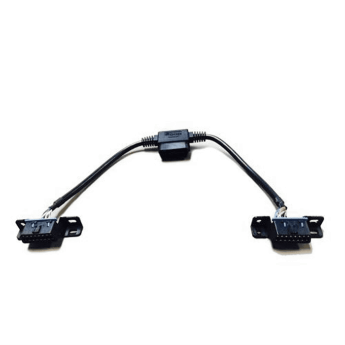AMP Research OBDII Splitter (Dual Connections) Male to 2