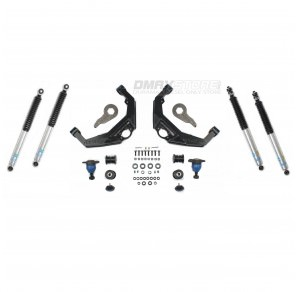 DmaxStore Stage 3 Leveling Kit with Bilstein Shocks (2001