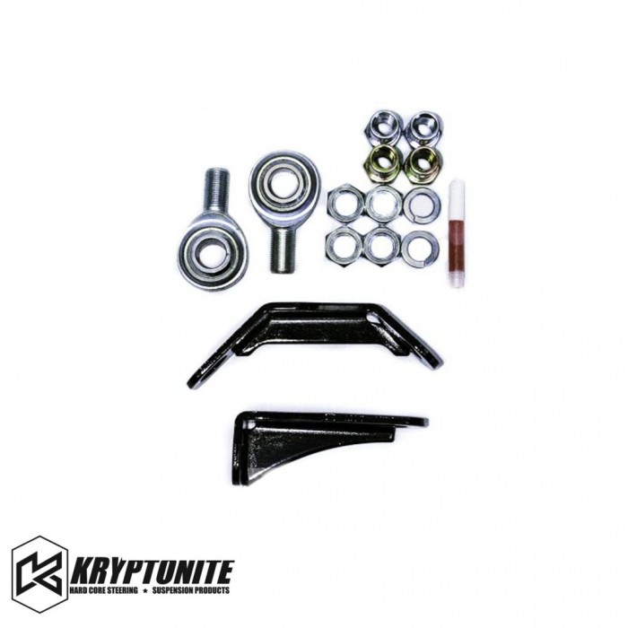 Kryptonite SS Series Center Link and Tie Rods with PISK