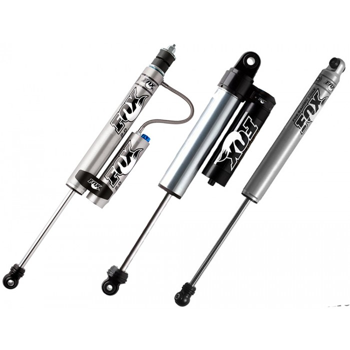 Cognito Stage 4 Leveling Kit with Fox Shocks (2001-2010