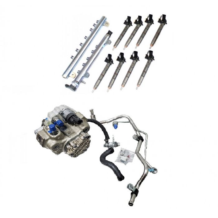 LML Fuel Injection Replacement Kit with CP3 Conversion (NO
