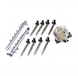 GM Fuel Injection Pump, Rail, & Injector Replacement Kit