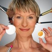 50+ make-up image