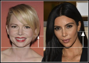 Can you wear short hair example