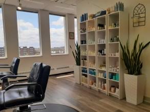 D'MAZ Lifestyle Salon Styling & Retail Area