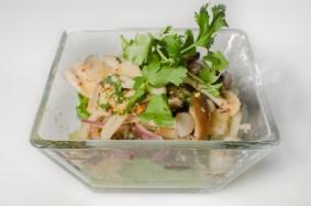 3 Mushroom Salad