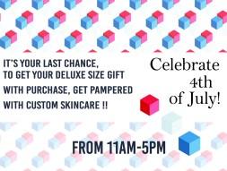 July 4th Advertisement