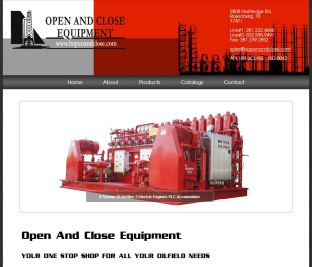 Open & Close Equipment