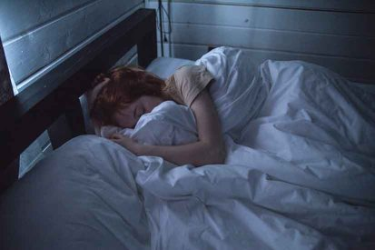Adult Sleeping