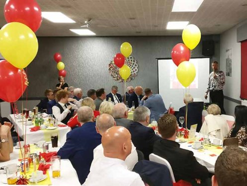 Albion Rovers Dinner