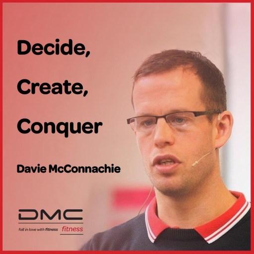 Decide, create, conquer