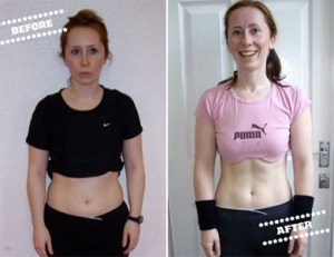 Emma C before & after