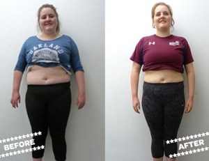 Mhairi M before & after