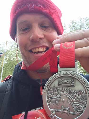 Davie's medal