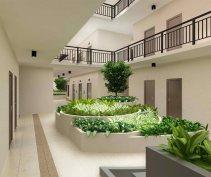 La verti Residences - atrium