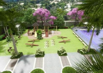 La Verti Residences Children's Play Area
