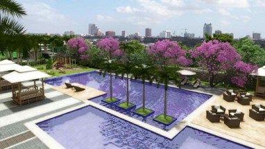 La Verti Residences - Pool Area
