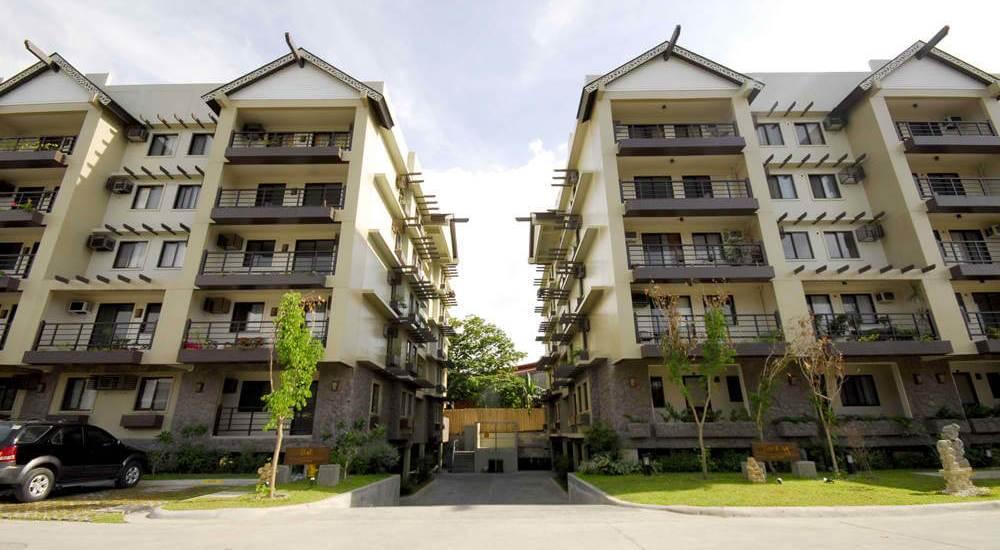 Raya Garden DMCI midrise condo in Paranaque City