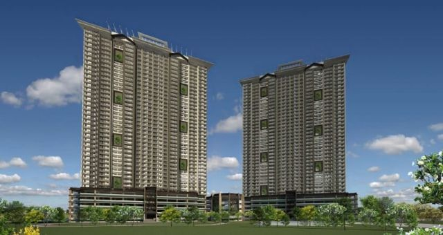 Zinnia Towers  North Edsa