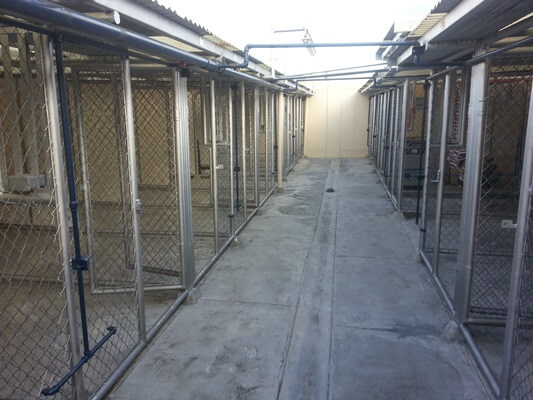 Service Area Drying Cage
