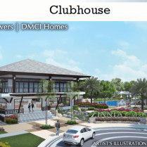 clubhouse Zinnia Towers DMCI