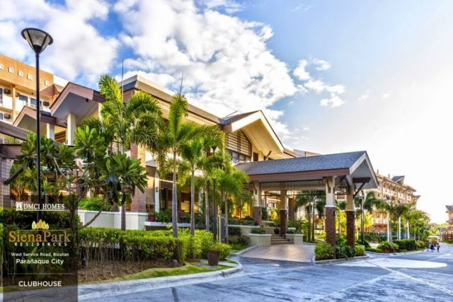 Siena Park Residences Clubhouse