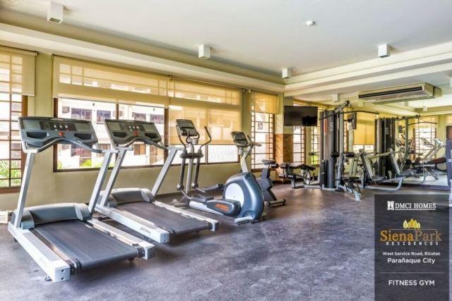 Siena Park Residences Fitness Gym