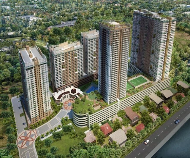 Tivoli Garde Residences Site Development Plan