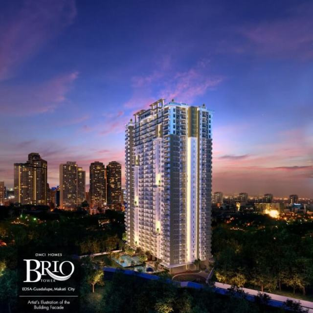 Brio Tower in MAkati Philippines