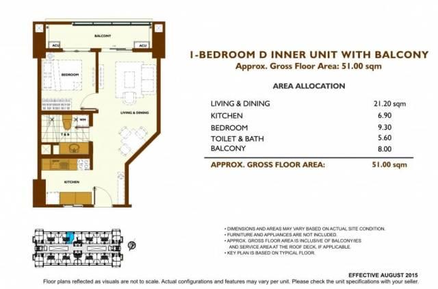 Fairway Terraces DMCI Homes 4