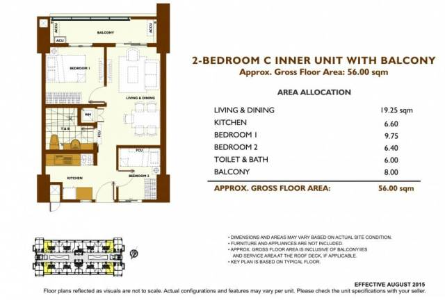 Fairway Terraces DMCI Homes 8