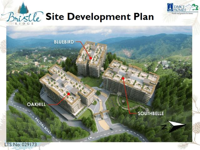 Bristle Ridge DMCI Baguio Site Development Plan