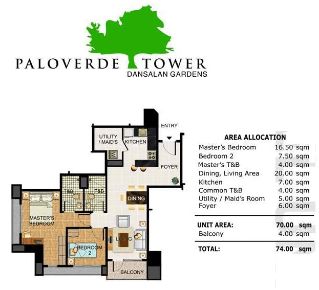 Ready for Occupancy 2 Bedroom Condo in Boni Mandaluyong