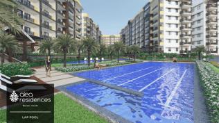Alea Residences Lap Pool