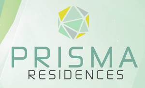 Prisma Residences Logo by DMCI Homes