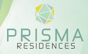 Prisma Residences Logo by DMCI Homes