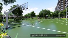 Basketball Court in Satori Residences