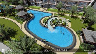 Kiddie Pool in Satori Residences