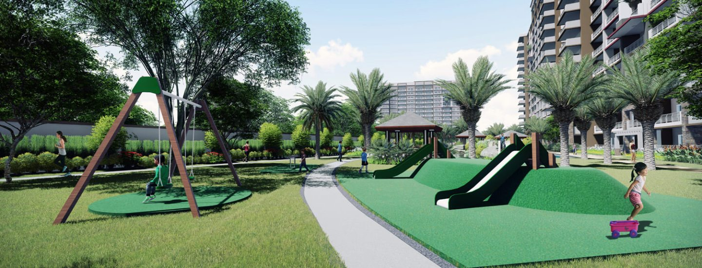 Play Area in Satori Residences