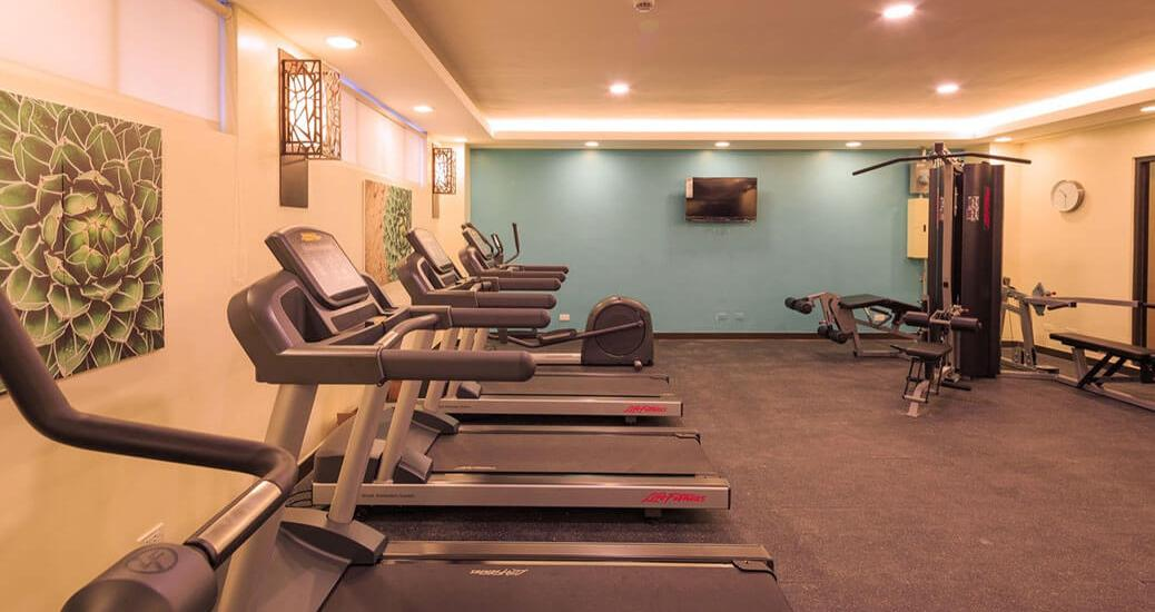 Asteria Residences - Fitness Gym-large