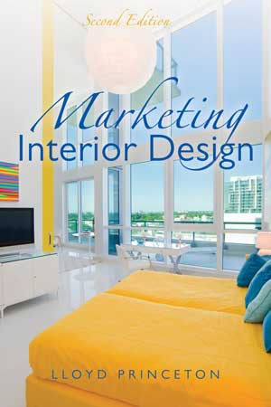 Marketing Interior Design Book By Lloyd Princeton