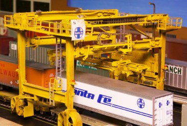 Early and Late 1970s Drott-Case Intermodal Lift Cranes Available Today