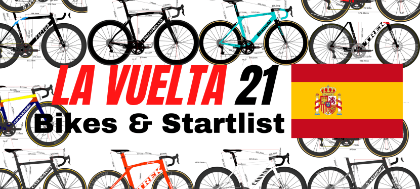 What are pros racing on the Vuelta a Espana 2021 ?
